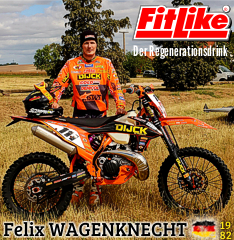 Felix Wagenknecht powered by FitLike